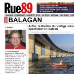 No Rio, o Teatro da Vertigem leva o espectador de barco