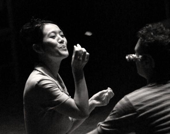 Atriz: Miwa Yanagizawa. Foto: Guga Melgar