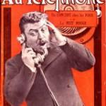 Ao telefone