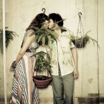 Amor e impressões materiais da cena