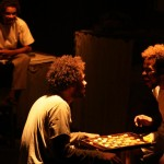 Um trabalho fundamentado no ator, nos espaços e nas relações