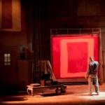 Vermelho: um Rothko anti-rothkiano