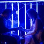 Investigação do teatral e conhecimento do amor
