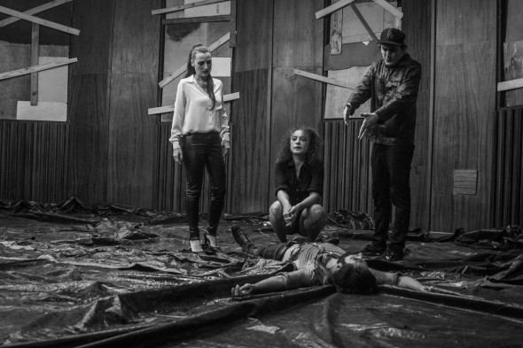 Abnegação 2. Foto: Jennifer Glass.