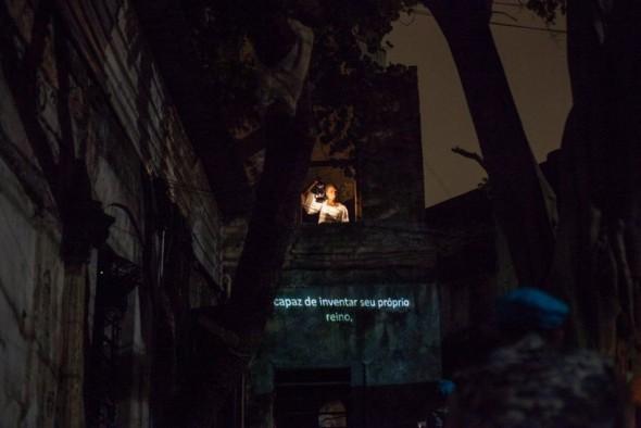 Imagem da peça Cidade Vodu. Foto: Mayra Azzi.