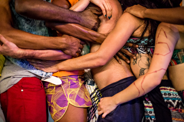 Looping: Bahia Overdub. Foto: Patrícia Almeida.
