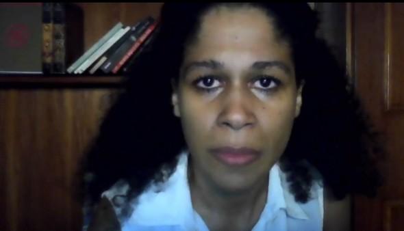 Tatiana Henrique em 12 pessoas com raiva.