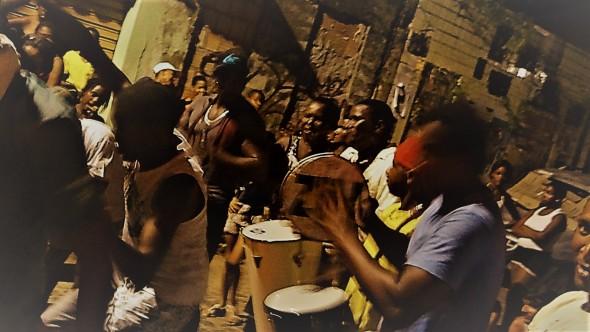 Samba. Foto: Verusya Correia.