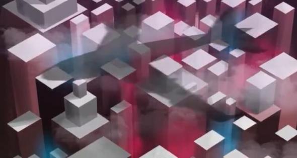 Frame da vídeo-performance Gaia.